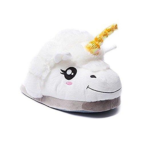 Unicorn Sheep White Cute Missley Cartoon Bedroom Chintillons Unicorn Chintillons Slippers Sheep Plush qPZ44I5xw