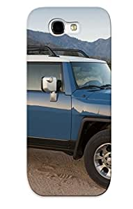 Zeetriodecol Case Cover For Galaxy Note 2 - Retailer Packaging 2014 Toyota Fj Cruiser Protective Case