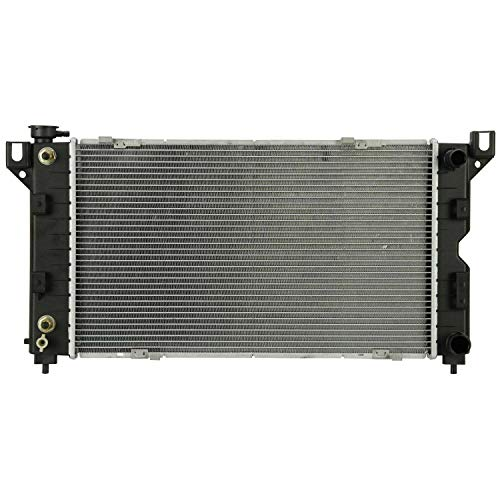 WIGGLEYS RADIATOR CH3010164 FOR 96 97 98 99 00 PLYMOUTH VOYAGER DODGE CARAVAN ()