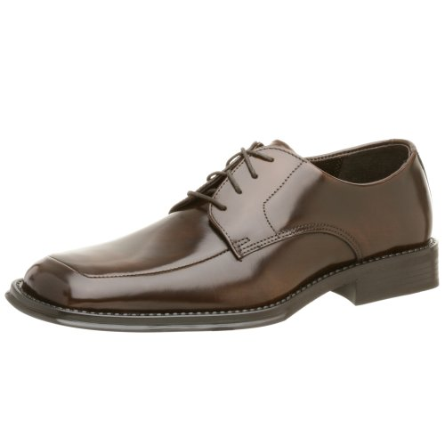 (Kenneth Cole REACTION Men's Sim-Plicity Oxfordbrown, Brown, 13 D)