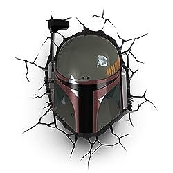 Star Wars Boba Fett 3D Nightlight