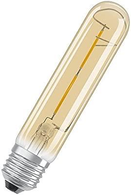OSRAM VINTAGE EDITION 1906 LED TUBULAR E27 2,8W = 20W 200lm extra warm 2400K 4er