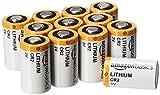 Best Cr123 Batteries - AmazonBasics Lithium CR2 3V Batteries, 12-Pack Review