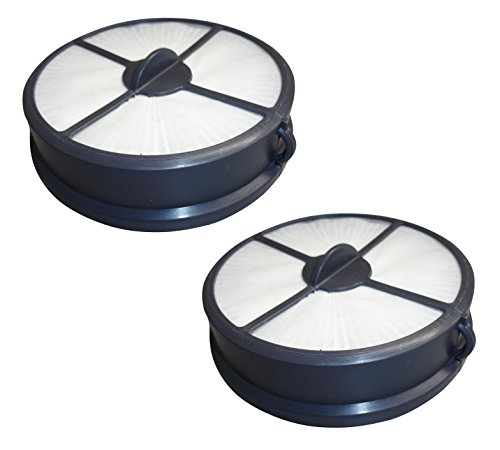 Best Vacuum Filter 2 Pack Compatible Hoover WindTunnel Air UH70400 HEPA Vacuum Filter. Replaces Hoover 303902001 ()