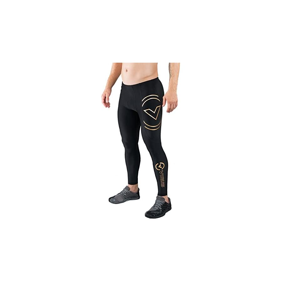 Virus Men's Energy Series Bioceramic V2 Compression Pants