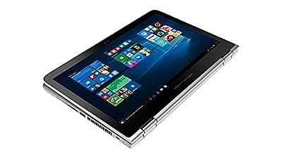 2016 Newest HP X360 13.3-Inch Touchscreen 2-in-1 Laptop (Intel Gen 6 Skylake i5-6200U, 8GB DDR3L RAM, 1TB HDD, 10-point Touch HD LED-IPS Display, Windows 10 Home Premium 64-bit, B&O Audio)