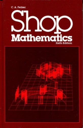 Shop Mathematics