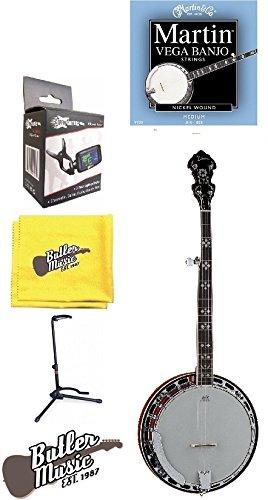 dean 5 string banjo - 8