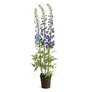 """Napa Home & Garden Delphinium Drop-in 53"""" Blue 16"""