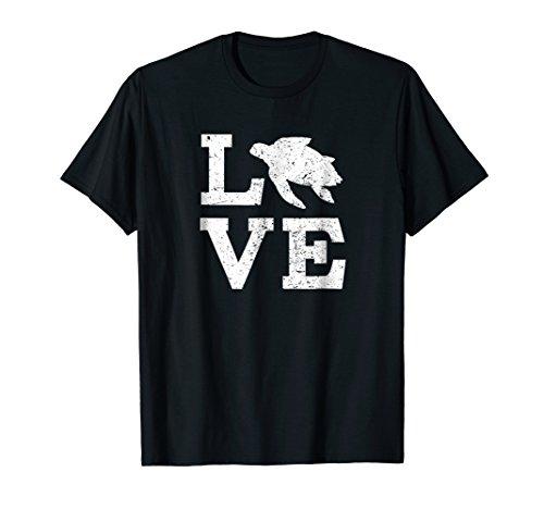 - I Love Sea Turtles T-Shirt Funny