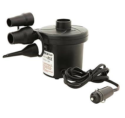 Inflador Electrico Hinchador Bomba Aire Mini Compresor Mechero de Coche