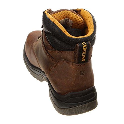 Carolina Mens 6 Impermeabile Largo Composito Punta Boot Boot In Rame