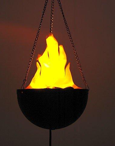 Mini Hanging Flame Light]()