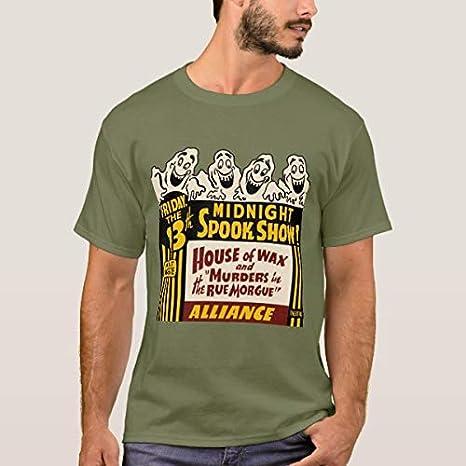 Ailovyo 1955 - Camiseta de Halloween para Hombre y Mujer Mutiple X-Large: Amazon.es: Ropa y accesorios