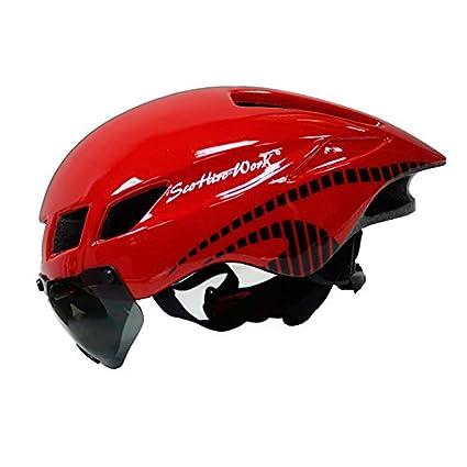 Murphytonerty bici casco di sicurezza copertura mountain Cycling casco per bicicletta resistente all' acqua e polvere
