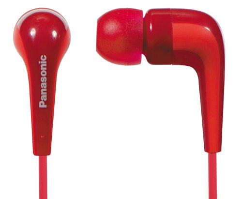 Panasonic RP HJE140 R L shaped Earbud Headphone