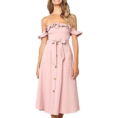 HYIRI A-Line Dress,Women's Oversize Casual Pint Harem Pants Loose Trousers Jumpsuit]()