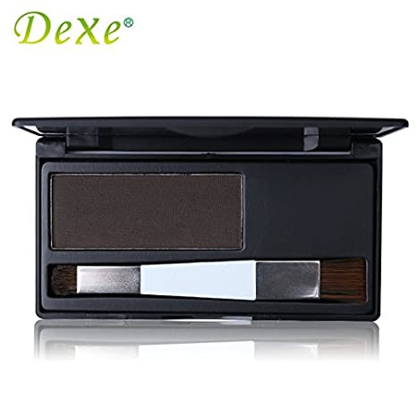 Buy Dark Brown Color Dexe Hair Coloring Products Cover Gray Root ...