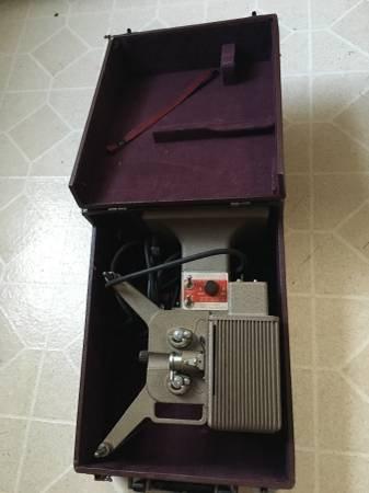 Kodascope Eight 71A Projector