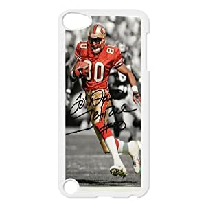 High Quality Phone Back Case Pattern Design 14Jerry Rice Popular Design- FOR Ipod Touch 5