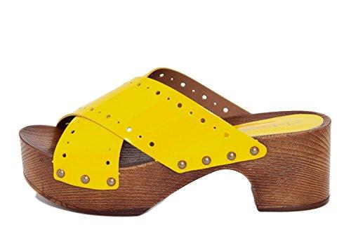 RI-BELLE - Sandalias de Material Sintético para mujer amarillo Sun