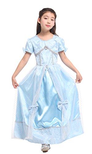 Girls' Disney Princess Cinderella Dress-Up Play Costume