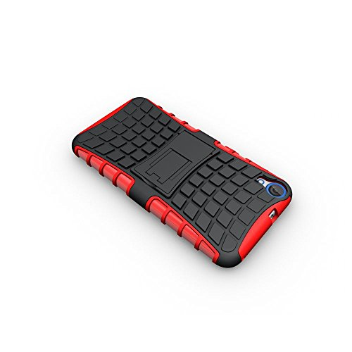 Redneck Coque pour Apple iPhone, Red, HTC Desire 820