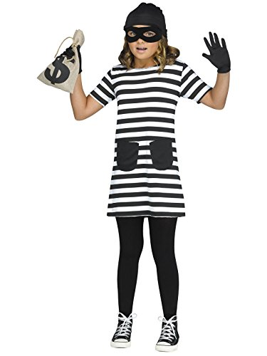 (FunWorld Burglar Child Costume - XL)
