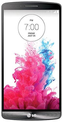 LG G3 D850 32GB Carrier Unlocked GSM Smartphone w/ 5.5-inch Quad-HD Display (Metallic Black)