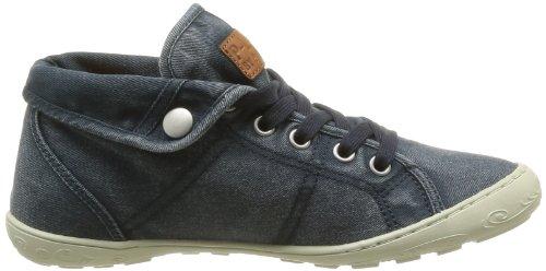 PLDM by Palladium Gaetane Twl - Zapatos de Cordones mujer azul - Bleu (533 Deep)