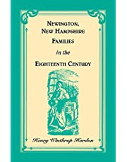 Newington, New Hampshire, Families in the Eighteenth Century