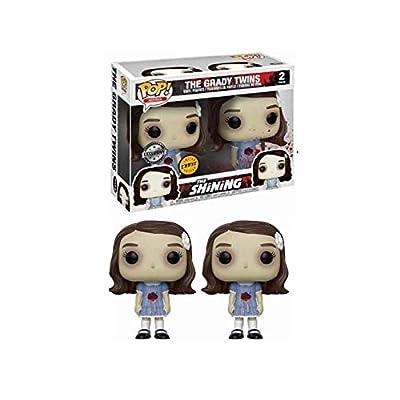 Funko - Figurine Shining - 2-Pack Grady Twins Exclu Pop 10cm - 0889698209397: Toys & Games