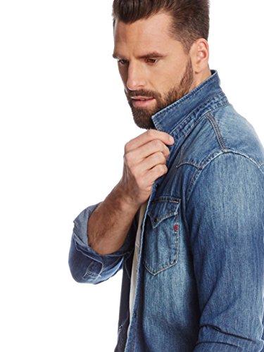 Replay -  Camicia Casual  - Classico  - Maniche lunghe  - Uomo