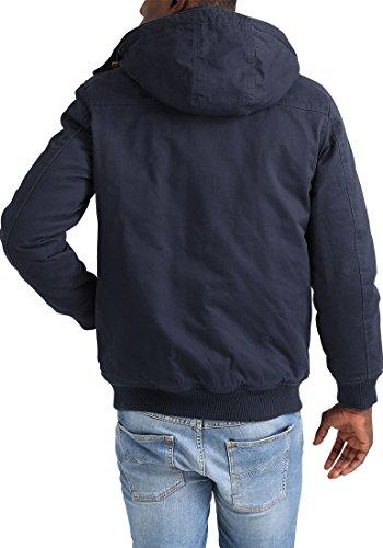BLEND Ken - Giacca invernale da Uomo, taglia:S;colore:Navy (70230)