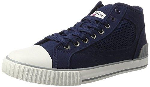 Baskets Hautes Homme 005 Best Bleu Nebulus Navy TwxOq0