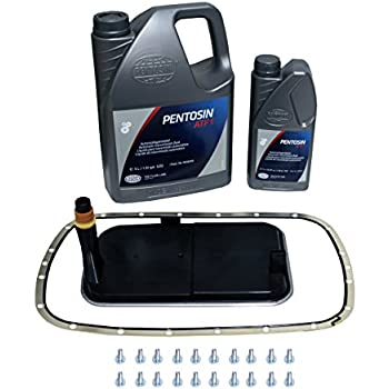 Amazon com: Blau F2A1303-H BMW X3 ATF Automatic Transmission Fluid