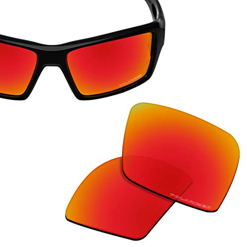 - New 1.8mm Thick UV400 Replacement Lenses for Oakley Eyepatch 2 Sunglass - Options