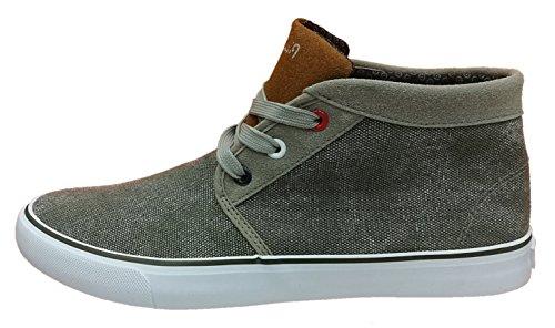Grigio Polacchino Grigio Collezione Pierre Classico 45 Nuova PC420 Pierre PC420 Sneakers 1 Uomo 2017 Cardin Cardin U0UZY