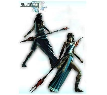 Final Fantasy Fang Art