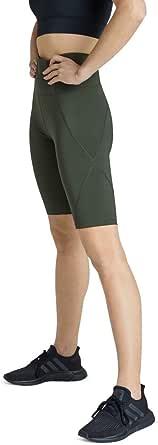 Rockwear Activewear Women's Seam Detail Bike Short from Size 4-18 for Bike Shorts Bottoms Leggings + Yoga Pants+ Yoga Tights