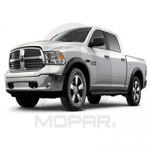2013-2016 Dodge Ram 1500 Rugged Style Wheel Flares by Mopar (Image #1)