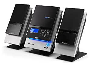 AudioSonic TXCD-1530 - Minicadena (MP3, puerto USB 2.0)