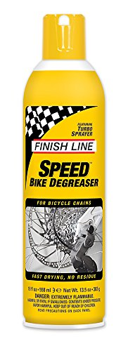 Finish Line Speed Bike Degreaser  18 Ounce