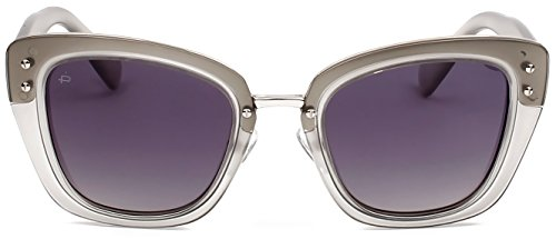 PRIVÉ REVAUX ICON Collection The Grace Polarized Cat-Eye Sunglasses For Women
