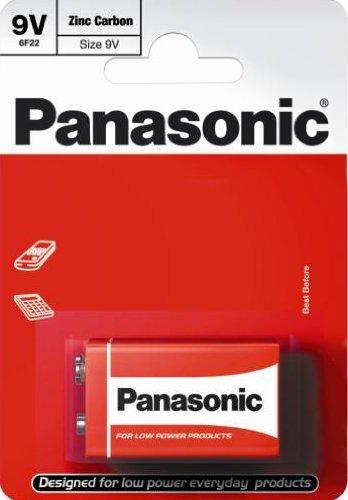 Panasonic 9V Battery, 9V -