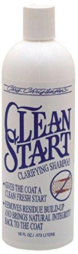 Chris Christensen Clean Start Clarifying Shampoo, 16-ounce