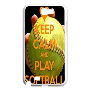 custom For Case HTC One M8 Cover Case, PLAY SOFTBALL cell phone For Case HTC One M8 Cover at Jipic (style 1)
