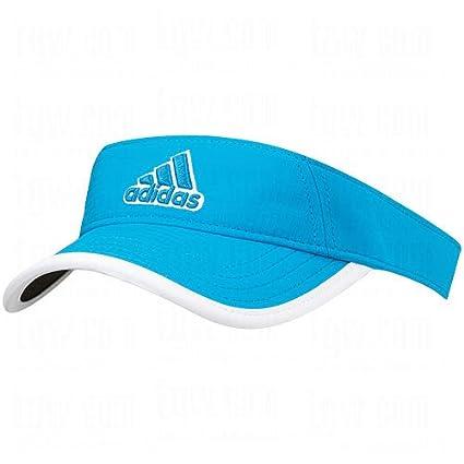 69a4946b4d4e7 Amazon.com   2014 Adidas Ladies Princess Golf Visor - Solar Blue ...