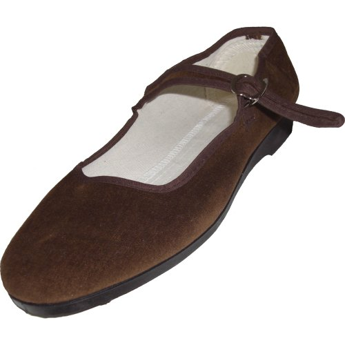 Chaussures Marron Chaussures Marron Velours Chine Velours De De Chine De Velours Chaussures xrwSqr