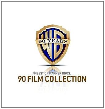 90 Jahre Warner Bros Jubiläums Edition 90 Film Collection 98 Dvds